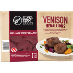 Photo of Silver Fern Farms Venison Medallion 400g