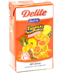 Photo of Delite Tropical Fruit Punch