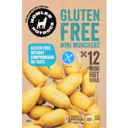 Photo of Howler Hotdogs Gluten Free Mini Munchers