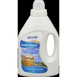 Photo of Abode Laundry Liquid - Fragrance Free 2l