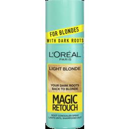 Photo of L'oréal Paris Magic Retouch Blonde With Dark Roots Light Blonde 75ml