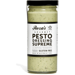 Photo of Roza's Pesto Dressing Supreme