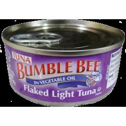 Photo of Bumble Bee Flaked Light Tuna In Veg Oil