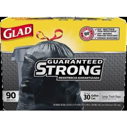 Photo of Glad Drawstring Trash Bag Large