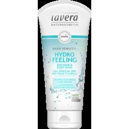Photo of Lavera Basis  Hair & Body Wash – 2 in 1 – Hydro Feeling