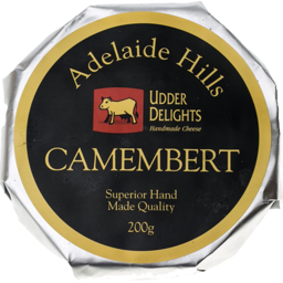 Photo of Adelaide Hills Camabert