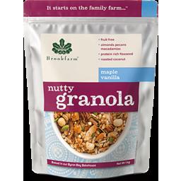 Photo of Brookfarm Nutty Grnola With Maple And Vanilla 1kg