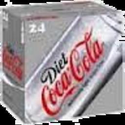 Photo of Diet Coke 24x375ml