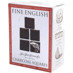 Photo of Fine Cheese Co Charcoal Crackers