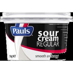 Photo of Pauls Sour Cream 250gm