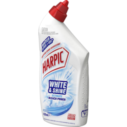 Photo of Harpic White & Shine Bleach Gel Original Fresh With Baking Soda 450ml