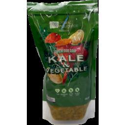 Photo of Organic Indulgence Soup – Kale & Vegetable