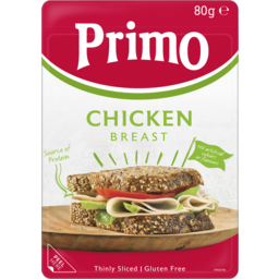 Photo of Primo Chicken Breast Shaved 80g