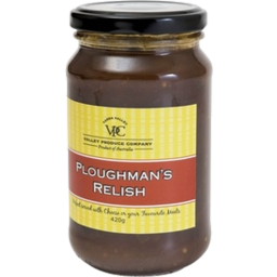 Photo of Vpc Ploughmans Relish 420gm