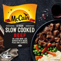 Photo of Mccain Slow Cooked Beef 300g
