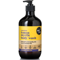 Photo of Simply Clean Body Wash - Lemon Myrtle