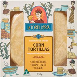 Photo of La Tortilleria Tortillas 15 Pack