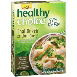 Photo of McCain Healthy Choice Thai Green Chicken Curry 280g