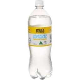 Photo of Black & Gold Mineral Water 1.25l