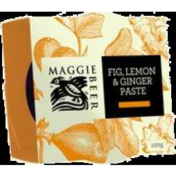 Photo of Maggie Beer Lemon & Ginger Paste 100g