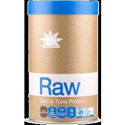 Photo of Amazonia Raw Slim & Tone Protein - Cacao Macadamia