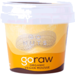 Photo of Goraw Go Nuts Mousse 120g