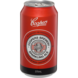 Photo of Coopers Brewery Sparkling Ale 375ml