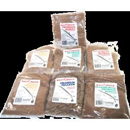 Photo of Bait Mate Premium Burley Pellets 1kg