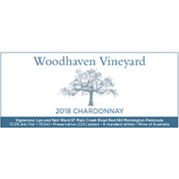 Photo of Woodhaven Chardonnay 750ml