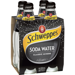 Photo of Schweppes 4x300ml Varieties