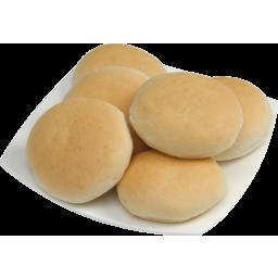 Photo of Hamburger Buns - Plain - 4pk