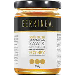 Photo of Berringa Honey - Raw & Unfiltered (Eucalyptus)