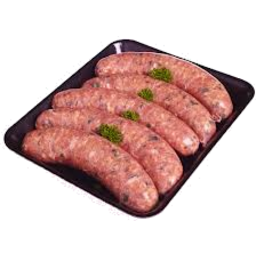 Photo of Minted Lamb Sausages Tray