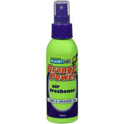 Photo of Orange Power Air Freshener Lime & Orange Oil 125ml
