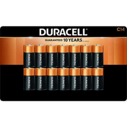 Photo of Duracell Batteries C