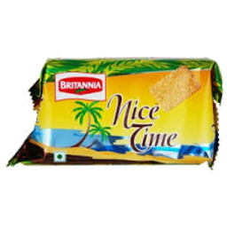 Photo of Britannia Nice Time Coconut 80g x 6 pack