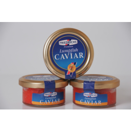 Photo of Friedrichs Wild Salmon Caviar 50g
