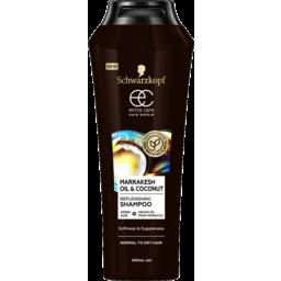 Photo of Schwarzkopf Extra Care Marrakesh Oil & Coconut Replenishing Shampoo 400ml