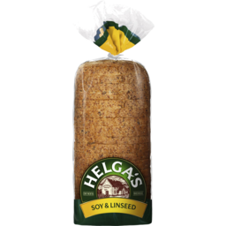 Photo of Helgas Bread Continental Bakehouse Soy & Linseed 850g
