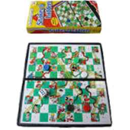 Photo of Snakes & Ladders Magnetic Mini