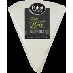 Photo of Puhoi Cheese Triple Cream Brie 110g