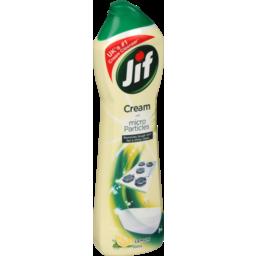 Photo of Jif Cream Cleanser Lemon 500ml