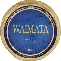 Photo of Waimata Blue Brie 125g