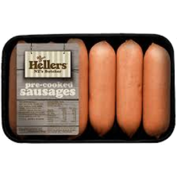 Photo of Hellers Sausages Pre-Cooked