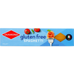 Photo of Diamond Pasta Gluten Free Spaghetti 250g