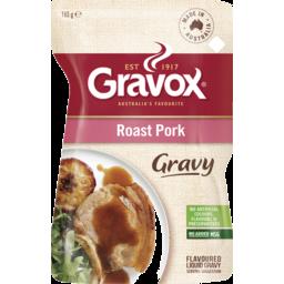 Photo of Gravox Liquid Gravy Roast Pork 165g