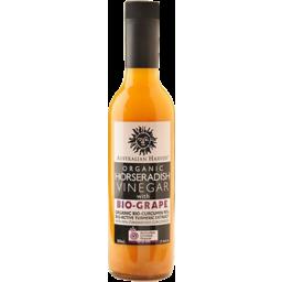 Photo of Australian Harvest Vinegar - Horseradish With Bio-Curcumin
