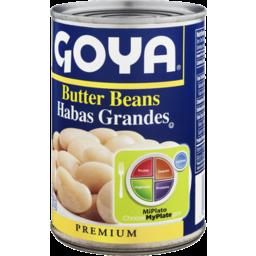 Photo of Goya Butter Beans