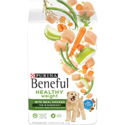 Photo of Beneful Dry Dog Food Healthy Weight 1.59kg