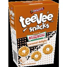 Photo of Arnott's Teevee Snacks Biscuits Caramel Delight 165g